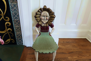 Disney's Boardwalk Villas DVC Nanny Chair