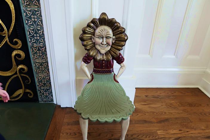 Disney's Boardwalk Villas DVC Nanny Chair