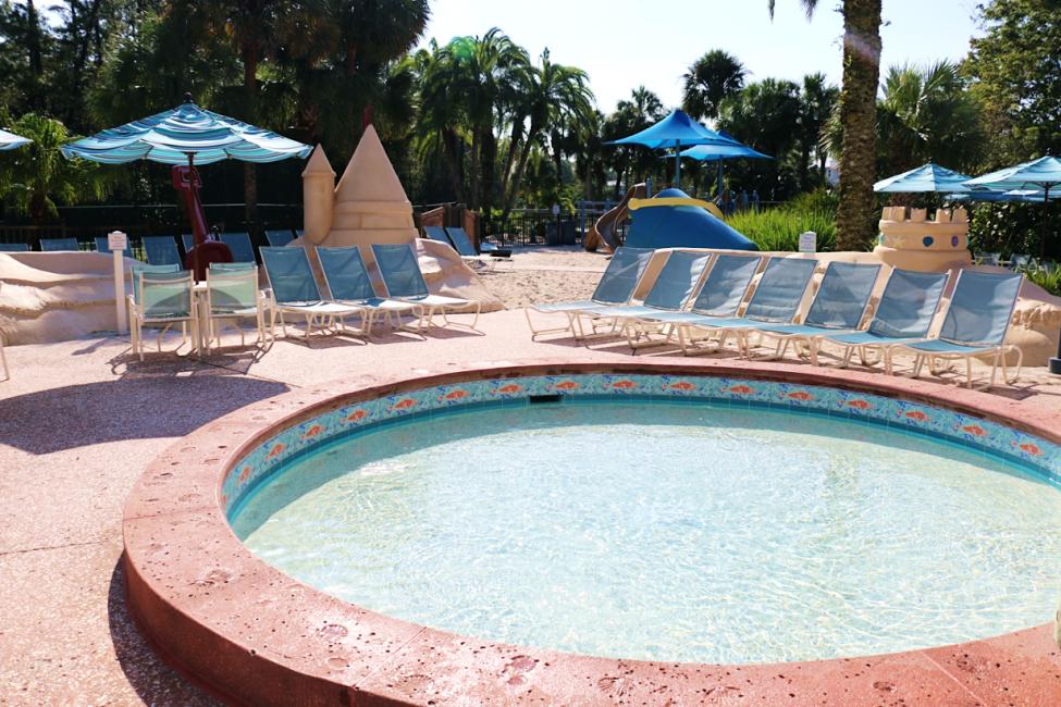 Pool at Disney's OKW