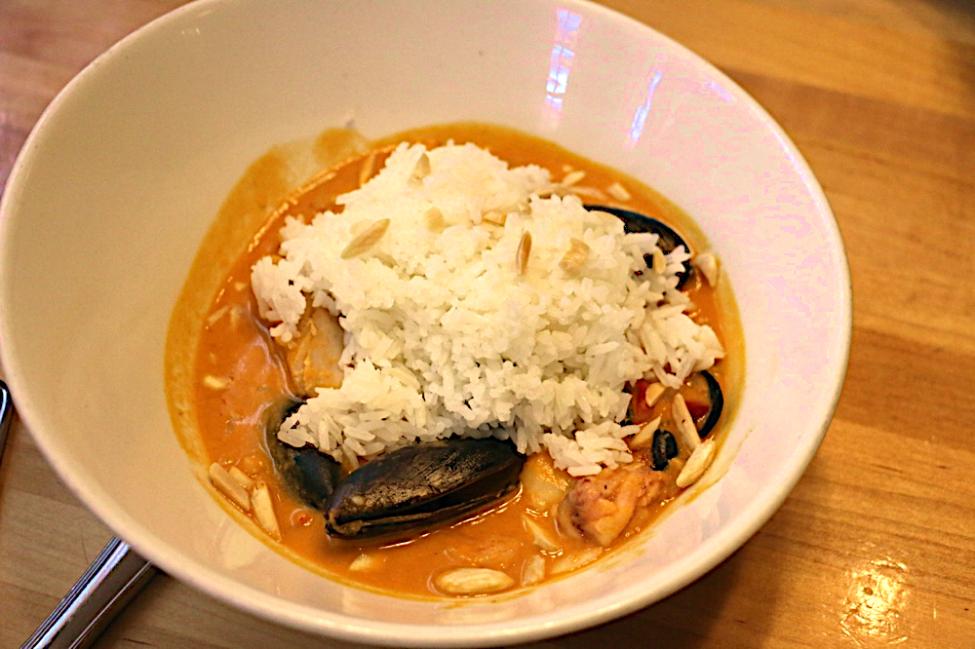 Tortuga Seafood Stew