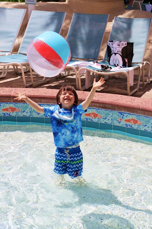 Luca Pool Fun