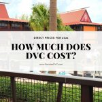 How Much Does DVC Cost? 2021 Price List