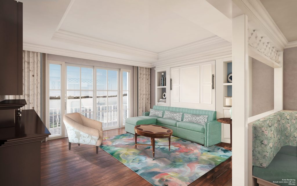 One Bedroom Villa Grand Floridian